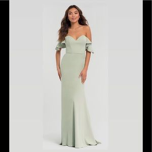 Kleinfeld Bridesmaid Dress